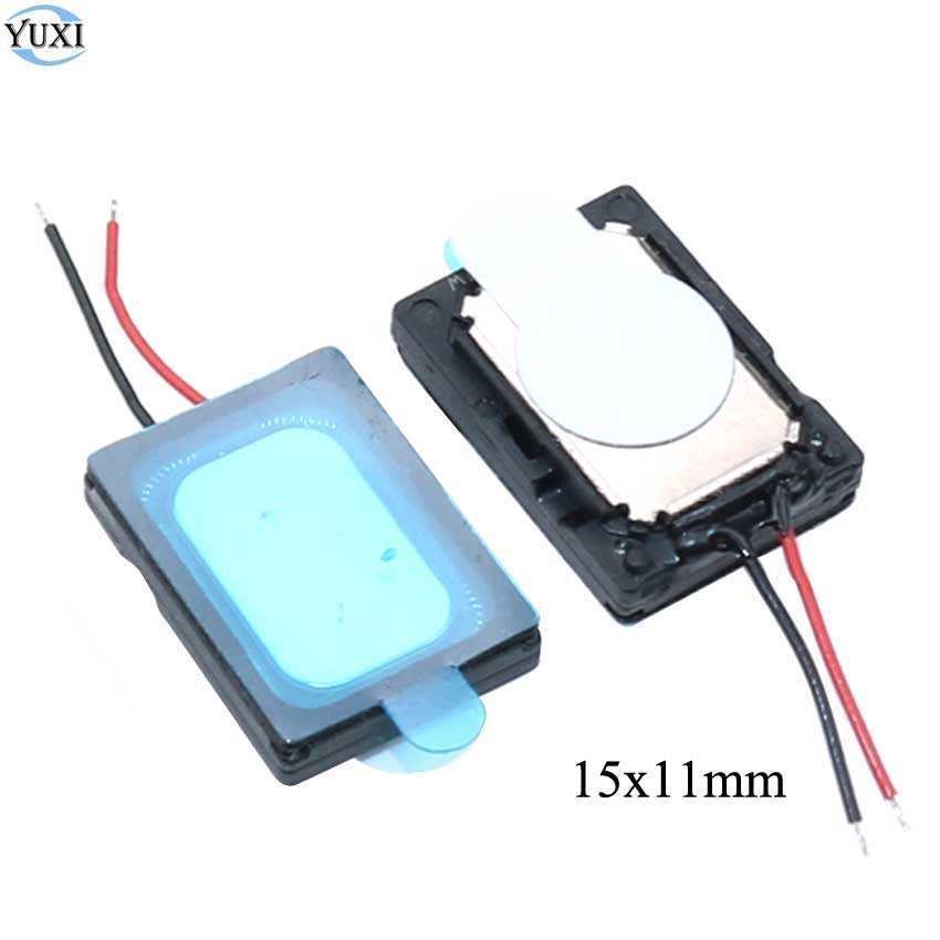 YuXi 2pcs For Oukitel C8 U15 Pro U20 Plus K6000 Plus For HOMTOM HT16 HT16 Pro Loud Speaker Buzzer Ringer Loudspeaker Replacement