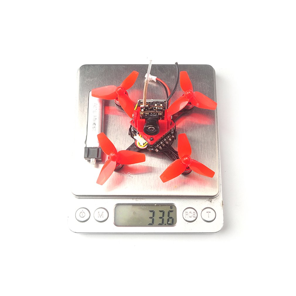 Mini Racing Drone Kit With Only 66mm WheelBase For Indoor Racer