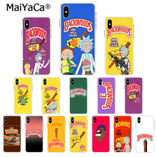 rick and morty backwoods Honey Berry Cigars Soft Silicone Phone Cover for iPhone 8 7 6 6S Plus X XS MAX 5 5S SE XR 11 pro max ruicaica rick and morty backwoods cigars silicone phone case cover for iphone x xs max 6 6s 7 7plus 8 8plus 5 5s se xr 10