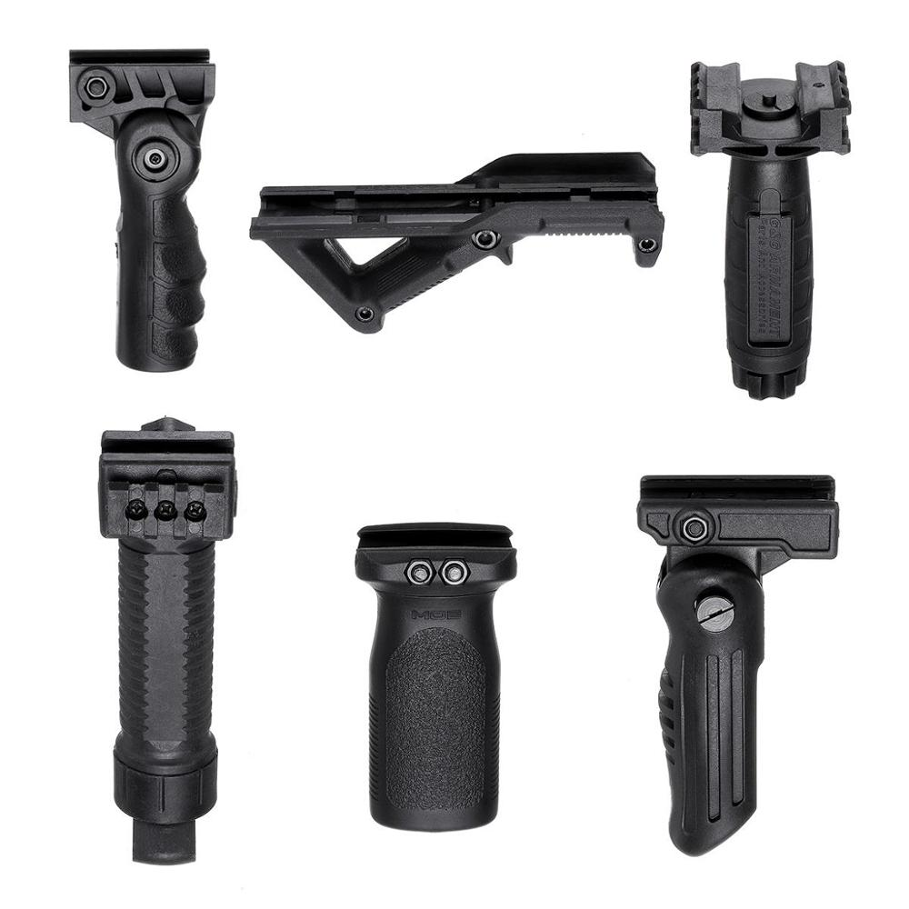 High Quality ABS Tactical Foregrip Handle Grip For JinMing 8th M4A1 Gel Ball Game Water For Gun Toys Accessories