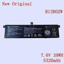 Новый оригинальный литий ионный аккумулятор для ноутбука r13b02w