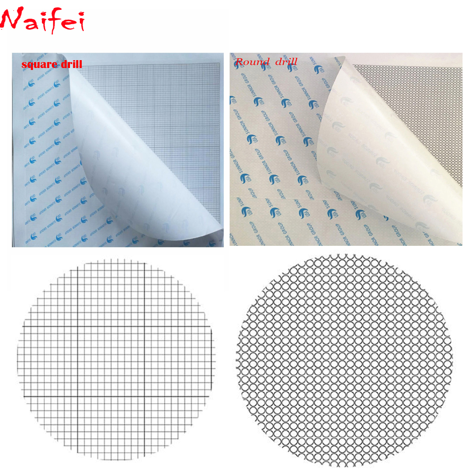 Blank Grid Diamond Embroidery Empty Canvas Square Round Drill Canvas With Glue Diy Diamond Painting Adhesive Accessories