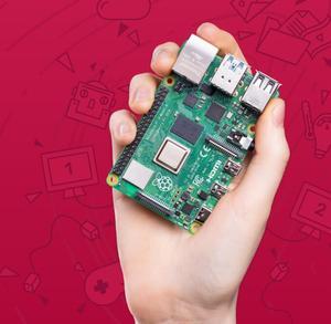 Image 5 - أحدث التوت Pi 4 نموذج B مع 2GB RAM BCM2711 رباعية النواة Cortex A72 ARM v8 1.5GHz دعم 2.4/5.0 GHz في الأوراق المالية