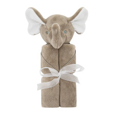 Honeyzone Milestone Decke Swaddle Wrap Manta De Bebe Elefanten Lange Bebe Winter Neugeborenen Mousseline Baby Warme Otulacz 76*76cm
