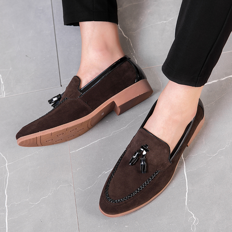 H0e8cb112761946d1ae01d528c44d6710r Summer Outdoor light soft Leather Men Shoes Loafers Slip On Comfortable Moccasins Flats Casual Boat Driving shoes size 38-47