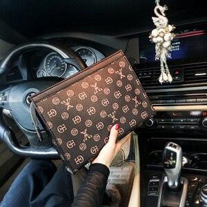 Image 1 - Tidog sac à main pour hommes, sac classique business décontracté, pochette pour IPAD