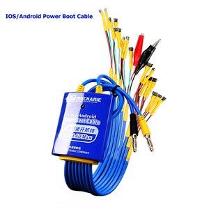 Andro IOS линия управления питанием, механик Анжо IOS мобильный телефон проверить линии электропитания