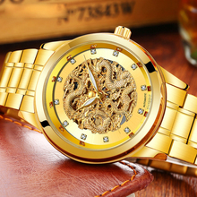Fully Automatic Wristwatches 2019 Top Brand New Fashion Luxury Business Man Watch