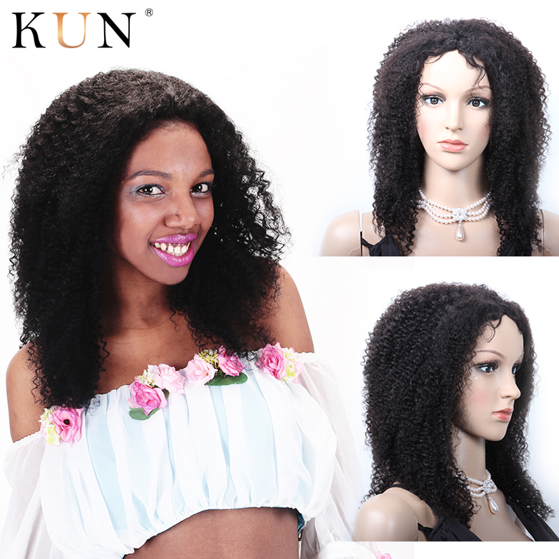 13x6 Lace Front Wig Kinky Curly Human Hair Wig Star Style 150 Density Brazilian Glueless Wig Remy Pre Plucked For Black Women