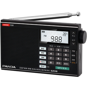 DSP Full Band Radio Portable Stereo Play