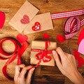 500 шт наклейки на День Святого Валентина Подарки Наклейки на коробку Декор конфетный Мешок Уплотнительная наклейка свадебные наклейки s при...