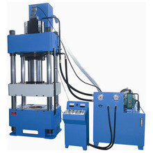 4 Columns Stamping and Stretching Machine, Hydraulic Press for Sheet Metal Plastic Forming