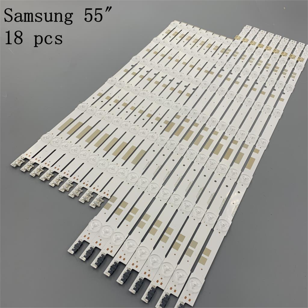 LED Backlight strip 14 lamp For Samsung 55