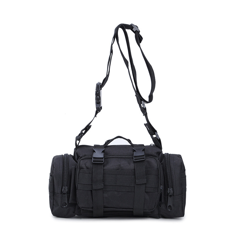 Camping Camera Bag First Aid Kit Camouflage Multi-function Pockets Army Package Sports Tactical Bag Shoulder Camera Bag