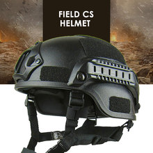 Tactical Helmet Painball MICH2000 Protect-Equipment SWAT Lightweight Airsoft Riding MH