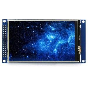 Image 2 - EQV nouveau module décran tactile à écran LCD TFT 4 pouces IPS vue complète Ultra HD 800X480 avec plaque de base