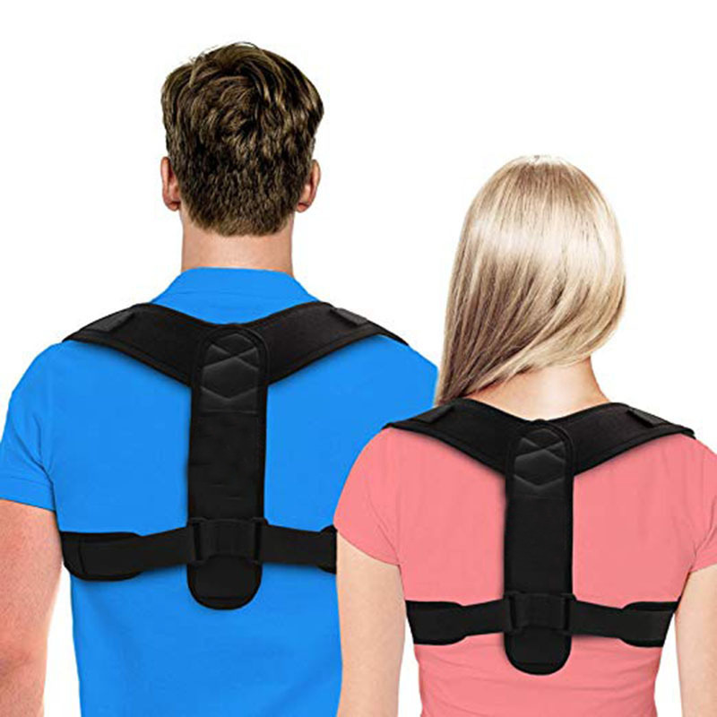 Hot Sales Adjustable Sitting  Correction Shoulder Strap Adult Universal Hidden Hunchback Healthy Atmosphere With Men And Women O