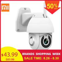 Xiaomi Xiaovv OU 9113 M4 WIF PTZ IP Camera 1080P 2MP Indoor Outdoor Security Smart Camera Infrared Night Version Motion Detect