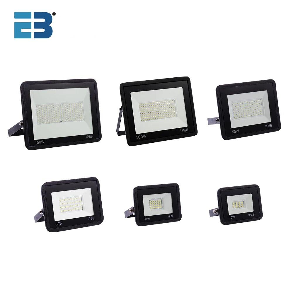Светодиодный точечный светильник напольный светильник Водонепроницаемый IP66 220V 240V светодиодные потолочные светильник мощностью 10 Вт, 20 Вт, ...