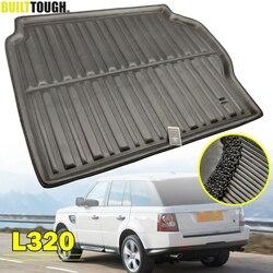 Cargo Boot Liner Tray For Land Range Rover Sport L320 2005 - 2013 Rear Trunk Floor Mat Carpet 2006 2007 2008 2009 2010 2011 2012