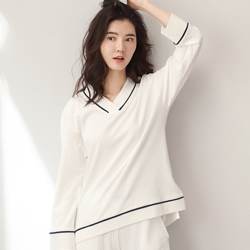Confinement Clothing Spring And Autumn Pure Cotton Postpartum Maternal Feeding Autumn & Winter Tracksuit Women's Spring And Summ