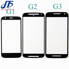Panel-Replacement Touch-Screen MOTO Lens-Cover Glass 10pcs for G1/g2 Xt1063/g3 Xt1552/g4-Plus