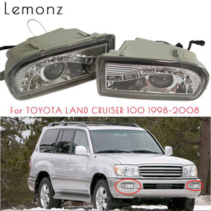LED Front Bumper Fog Light For TOYOTA LAND CRUISER 100 Land Cruiser 100 1998-2008 4700 LC100 UZJ100 FZJ100 HDJ100 Driving Lamp