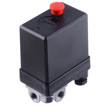 цена на 380/400V  3-phase Air Compressor Pressure Switch Control Valve Pressure Switch 1/4 female Thread For Commercial Compressors