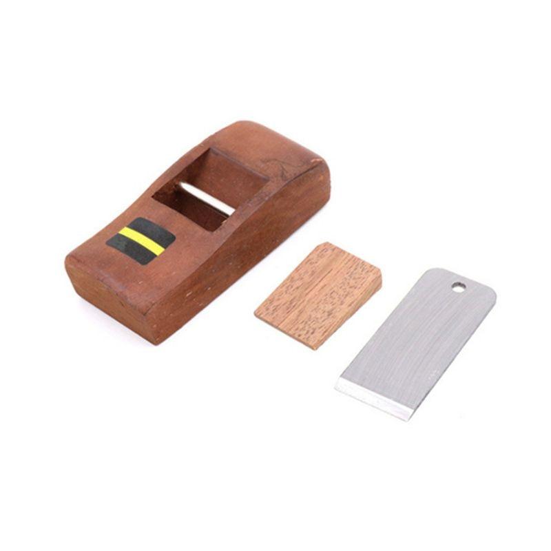 Mini carpintaria mão plaina carpinteiro plano borda
