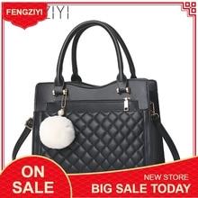 High Quality Women Top-Handle/Shoulder/Crossbody Bags designer luxury handbags women bag Torebki Damskie bags for women 2019