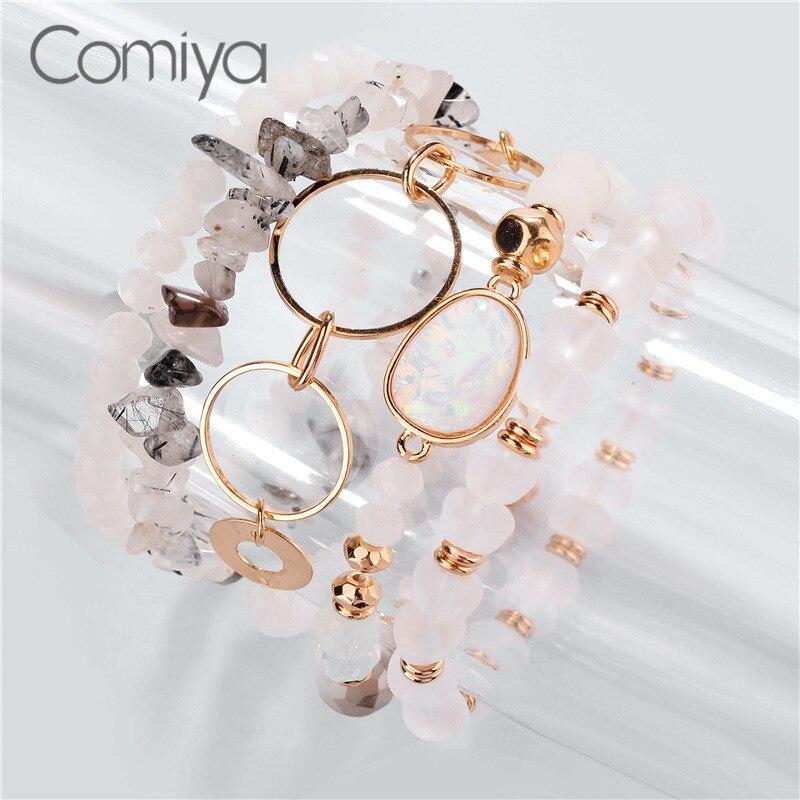 Comiya Bracelets Acrylic...