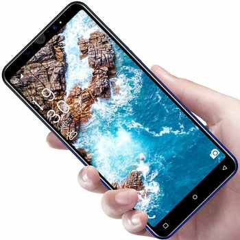 P40mini Smart 5 Inch HD Screen 512MB RAM+4GB ROM 8MP Front Camera Quad-core Strong High-performance Processor Phone Dual Card