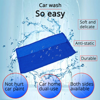 sticker motorcycle 2X Absorbent Towel Thicken Microfiber Suede Cloths Auto Car Motorcycle Cleaning Car Care Wash Beauty Supplies Tools Sticker 30cm (5)
