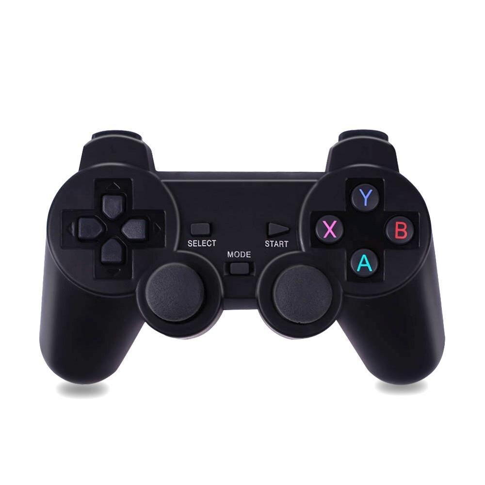 Cewaal хит 2,4G беспроводной геймпад пк для PS3 tv Box джойстик 2,4G джойстик игровой контроллер пульт дистанционного управления для Xiaomi Android беспилотный самолет - Цвет: Темно-серый