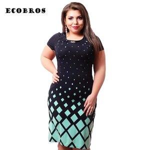 Женское свободное платье большого размера 6XL, весеннее платье большого размера 6XL 2020, женская одежда 6x, распродажа