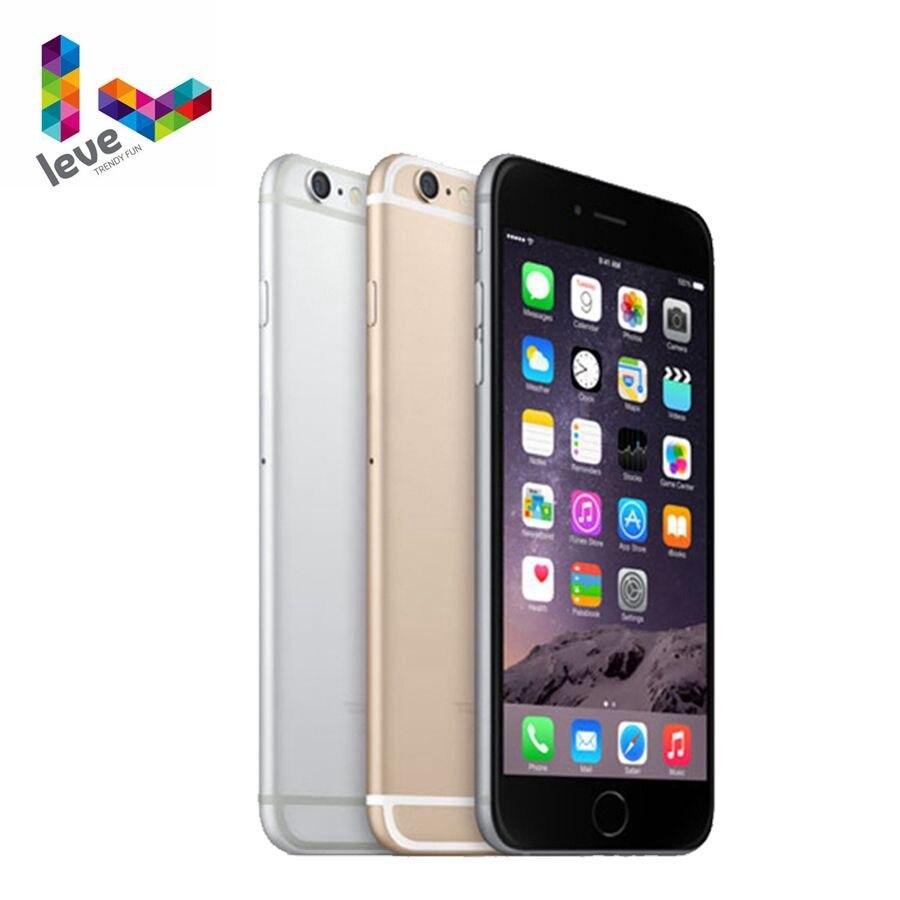 Фото. Apple iPhone 6 4G LTE 4,7 дюйм 1 ГБ ОЗУ 16 Гб/64 Гб/128 Гб ПЗУ iOS 8.0MP двухъядерный wifi Ориг