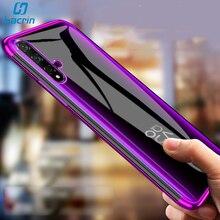Hacrin Case For Huawei Nova 5T Case Soft TPU Transparent Cle