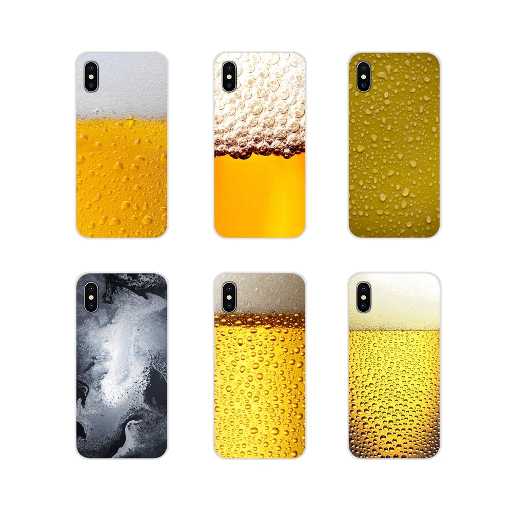 For Xiaomi Redmi 4A S2 Note 3 3S 4 4X 5 Plus 6 7 6A Pro Pocophone F1 Summer Beer Accessories Phone Cases Covers image