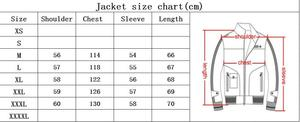 Image 5 - Free shipping,2020 new style warm genuine leather jacket.100% thick wool sheepskin coat.natural shearling outwear.Fur B3