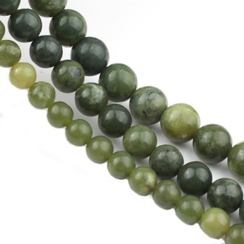 Bracelet Jade Vert Pierres Naturelles 8