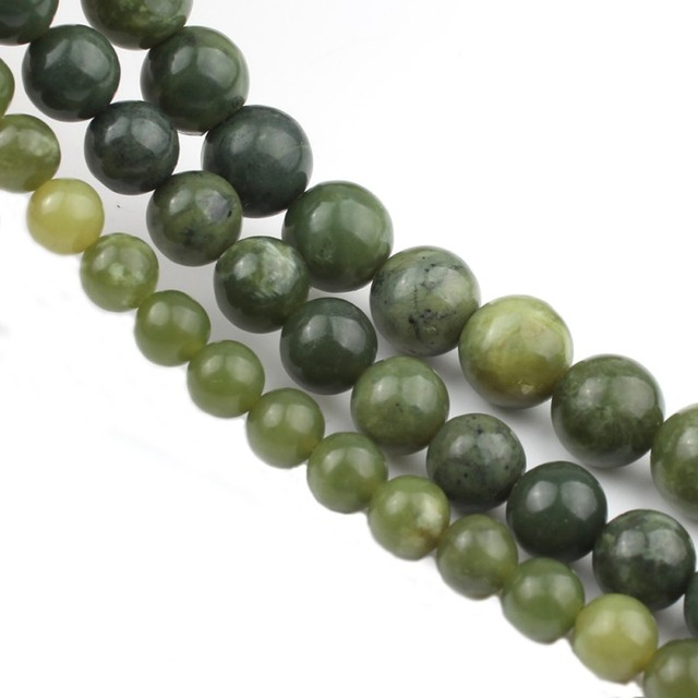 Bracelet Jade Vert Pierres Naturelles 4