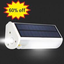 Brilex Solar LED Lamp Flashlight Outdoors Rechargeable Solar Light Sensor Automatic On/Off Waterproof for Garden Decoration
