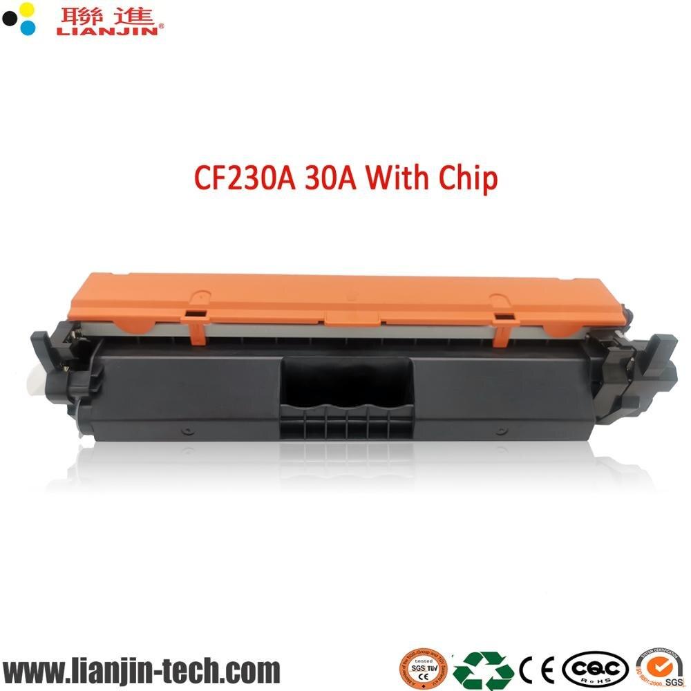 30A CF230A 230A Toner Cartridge for HP LaserJet Pro M203d M203dn M203dw M227d MFP M227fdn Printer Toner LIANJIN Black|Toner Cartridges| |  - title=