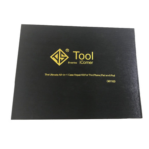Инструмент 26 в 1 Gtool iCorner для iPhone 5, 6, plus, iPad 2, 3, 4, mini, iPad 4, угловая боковина, изогнутый инструмент для ремонта GB1100