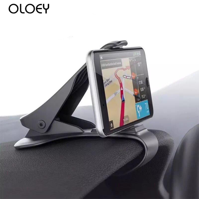 1PC Retro Car Dashboard Mount Holder Pad Stand Hud Design Clip Vehicle Monuted GPS Mobile Phone Support Car Accessories