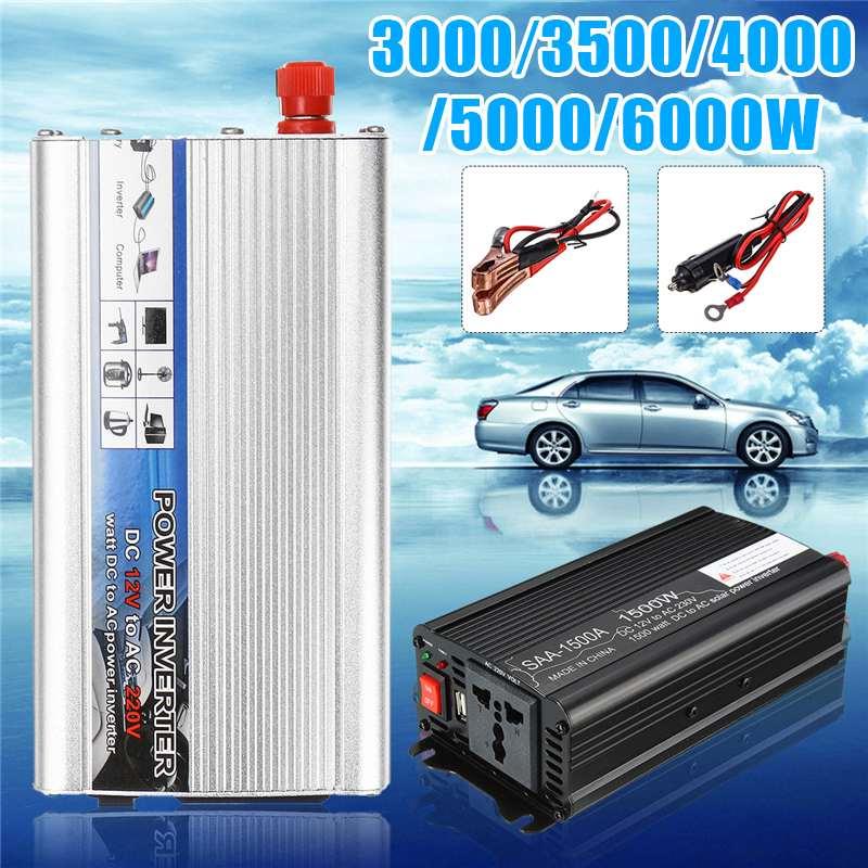 Solar Inverter to Convert DC-12V to AC-220V Suitable for Household Appliances 5