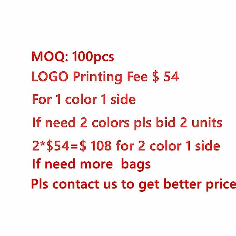 D&P 50pcs Wedding Gift Bag Paper Bag Hand Gift Bag Birthday Party Paper Bag Tote Can Be Customiz 18*23*10cm /26*32*12 cm - 6