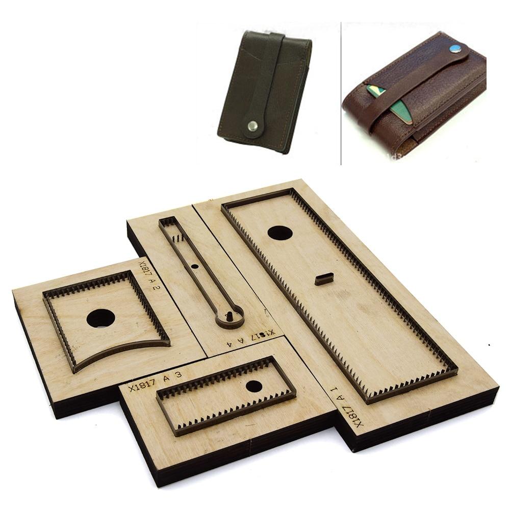 En cuir meurt Cutter japon acier lame règle Die Cut en acier poinçon clé Case carte sac Die découpe moule pour cuir artisanat 120x70mm