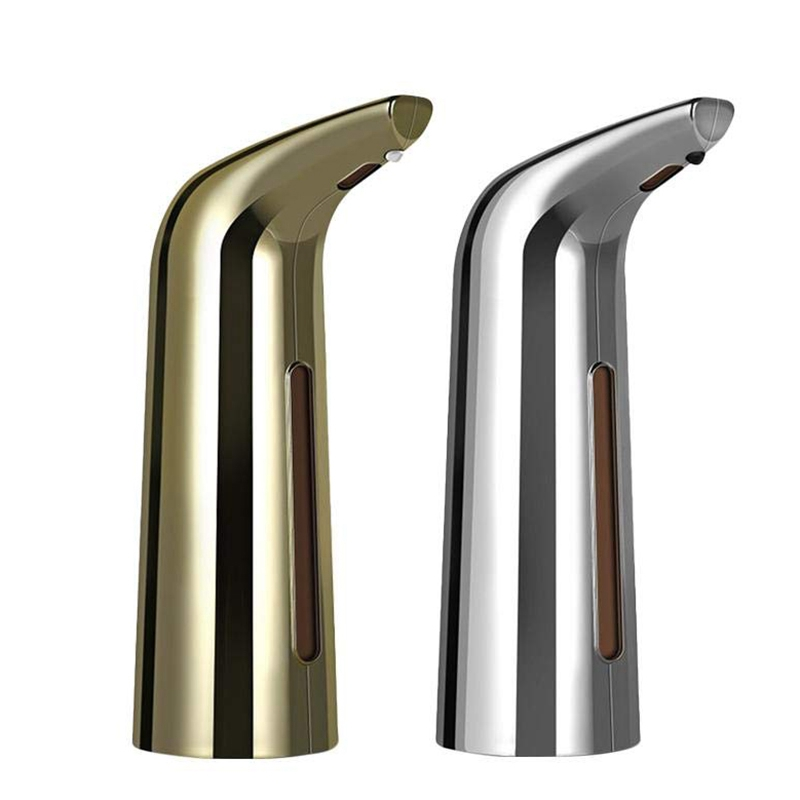 400Ml Automatic Induction Soap Dispenser, Touchless Soap Dispenser Leakage Hand Free Lotion Soap Pump For Bathroom Kitchen Offic