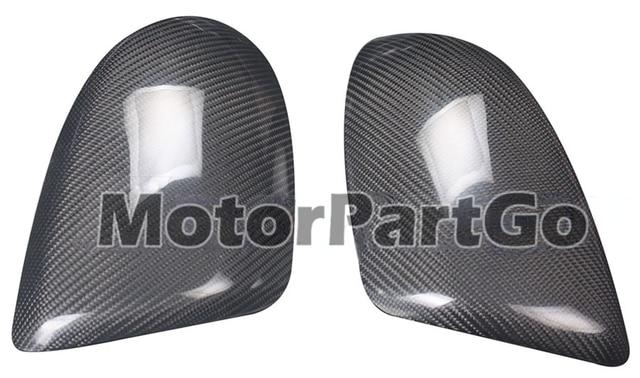 Real Crabon Fiber Mirror Cover 1 pair for Mazda 3 stars 2010-2012   T241M 2
